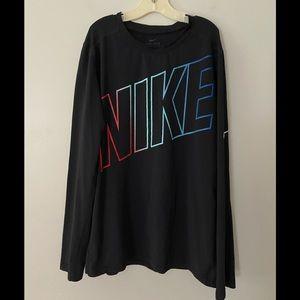 Nike Kids Size XL Shirt Long Sleeve
